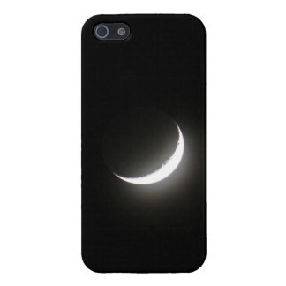 Waxing Crescent Moon Iphone5/5s Cases iPhone 5/5S Cover