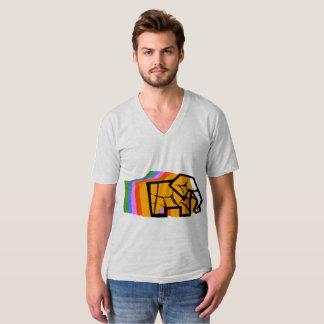 Way Back Ele / Men's American Apparel Fine Jersey T-Shirt