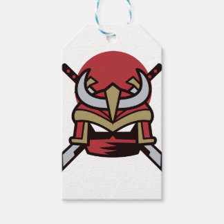 Way of the Samurai Pack Of Gift Tags