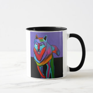 """Way Of The Wolf""  mug"