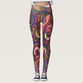 WAY OUT leggings