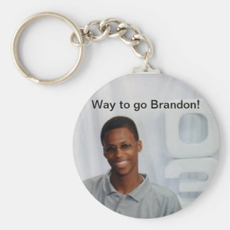 way to go! keychain