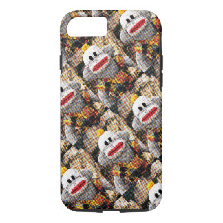 Way Too Many SockMonkeys iPhone 7 Case