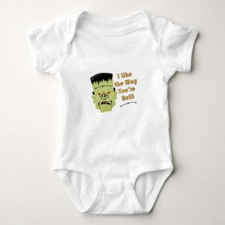 Way Youre Built Baby Bodysuit