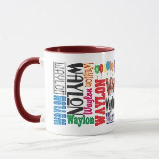 Waylon Coffee Mug