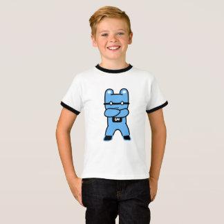 WAYNE | Basic Ringer T-shirt