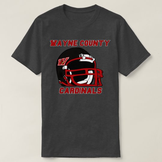 Wayne County Cardinals Monticello kentucky T-Shirt