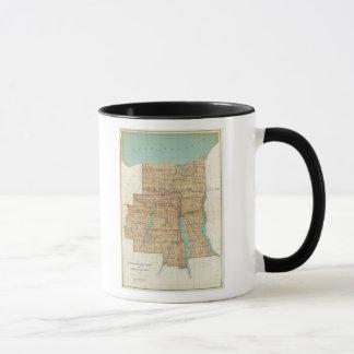 Wayne, Ontario, Yates, Seneca counties Mug