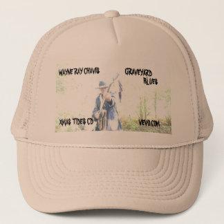 Wayne Ray Chavis Music Trucker Hat