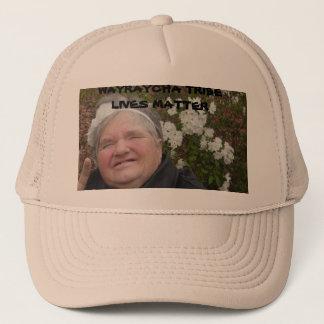 Wayne Ray Chavis' Tribal  gear Trucker Hat