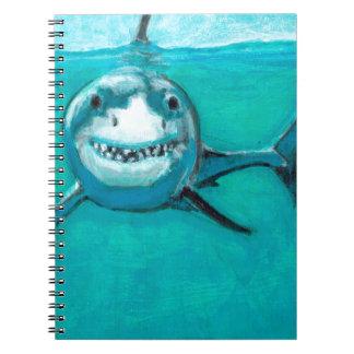 """Wayne"" The Great White Shark Notebooks"