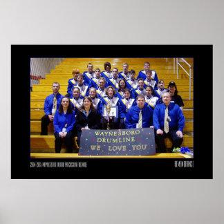 Waynesboro Indoor 2004-2005 - Championships Posters