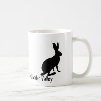 Wayward Jack Rabbit in Wonder Valley Mug