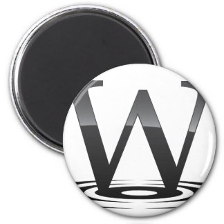 Wayward Media Group Merchandise 2 Inch Round Magnet