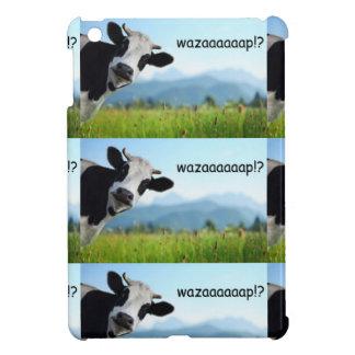 wazaaaaap cow cover for the iPad mini
