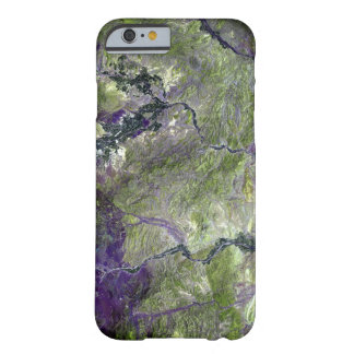 Waziristan Hills Satellite Image Barely There iPhone 6 Case