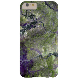 Waziristan Hills Satellite Image Barely There iPhone 6 Plus Case