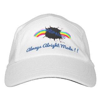 wazurmood headsweats hat