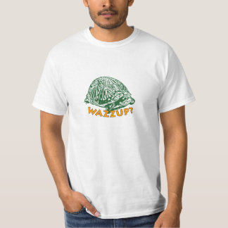 Wazzup - T-shirt de tortue