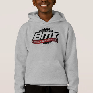 WBMX kids hoodie