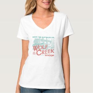 WC 2015 - Women's Hanes Nano V-Neck T-Shirt