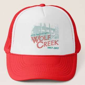 WC 60th Design 1 - Trucker Hat (Red)