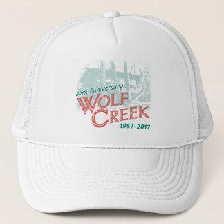 WC 60th Design 1 - Trucker Hat (White)