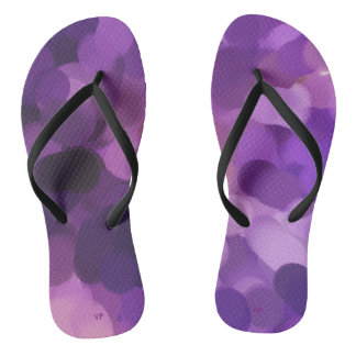 WCF Custom Slim Straps, W5/6 M 4/5 Flip Flops