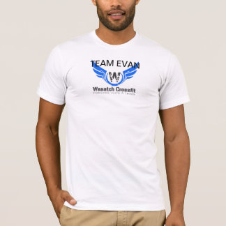 WCF Team Evan T-Shirt