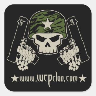 WCPclan Sticker