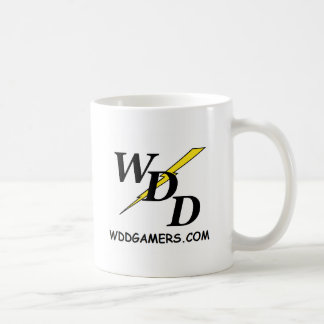 WDD logo Coffee Mug