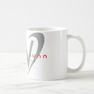 WDF CLASSIC WHITE COFFEE MUG