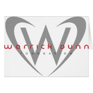 WDF GREETING CARD