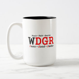 WDGR - mug (15 oz.)
