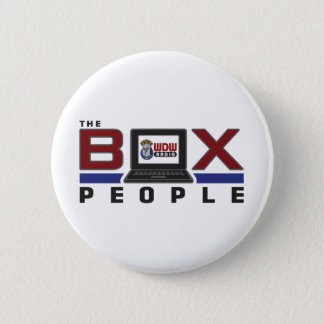 WDW Radio Box People 2 Inch Round Button