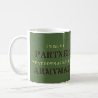 WDYHC No1, ArmyMail Coffee Mug
