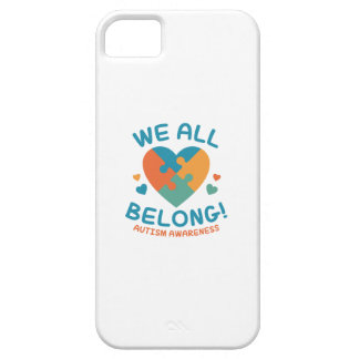We All Belong iPhone 5 Cover