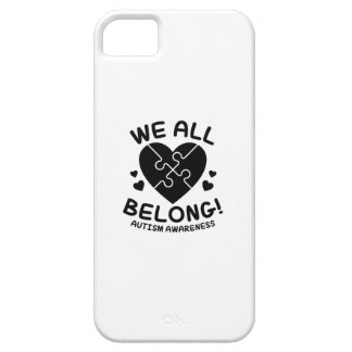 We All Belong iPhone 5 Covers