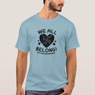 We All Belong T-Shirt