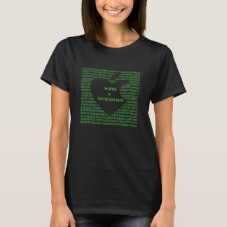 We All Need A System Upgrade Black Women's T-shirt