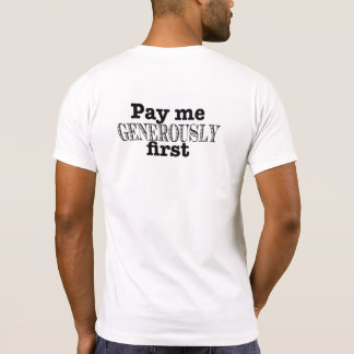 we all need some spending cash T-Shirt