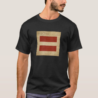 We ALL the People = Equality tshirt