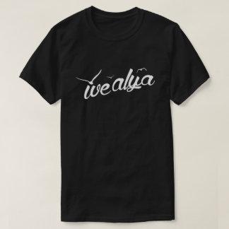 We Alya - Black Deluxe T-Shirt