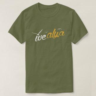 We Alya - Keep Green Deluxe T-Shirt