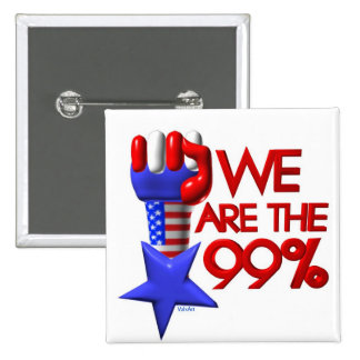 We are 99 rising star buttons