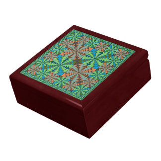 We are all Connected Keepsake Boxes