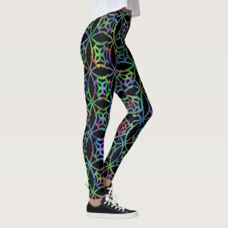 We Are All Connected Leggings