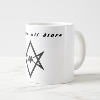 We Are All Stars Large Coffee Mug