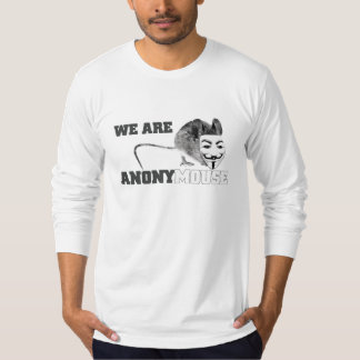 We are anony mouse - anonymous T-Shirt
