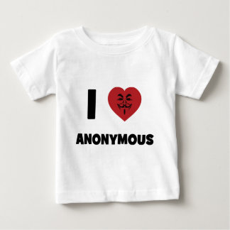 We Are Anonymous Shirts